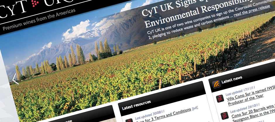 CyT UK Branding & Digital Strategy